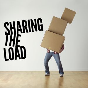 SHARING THE LOAD