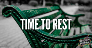 Time to Rest, a bench
