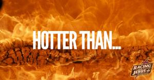 Hotter than