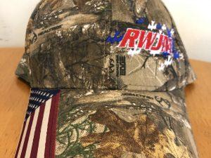 RWJM Camo Hat