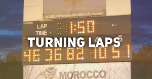 Turning Laps